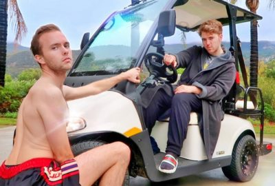 maxresdefault 4 400x270 - Our New Golf Cart Tour!